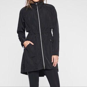 ☔️ Athleta NWOT Rain Drop Jacket